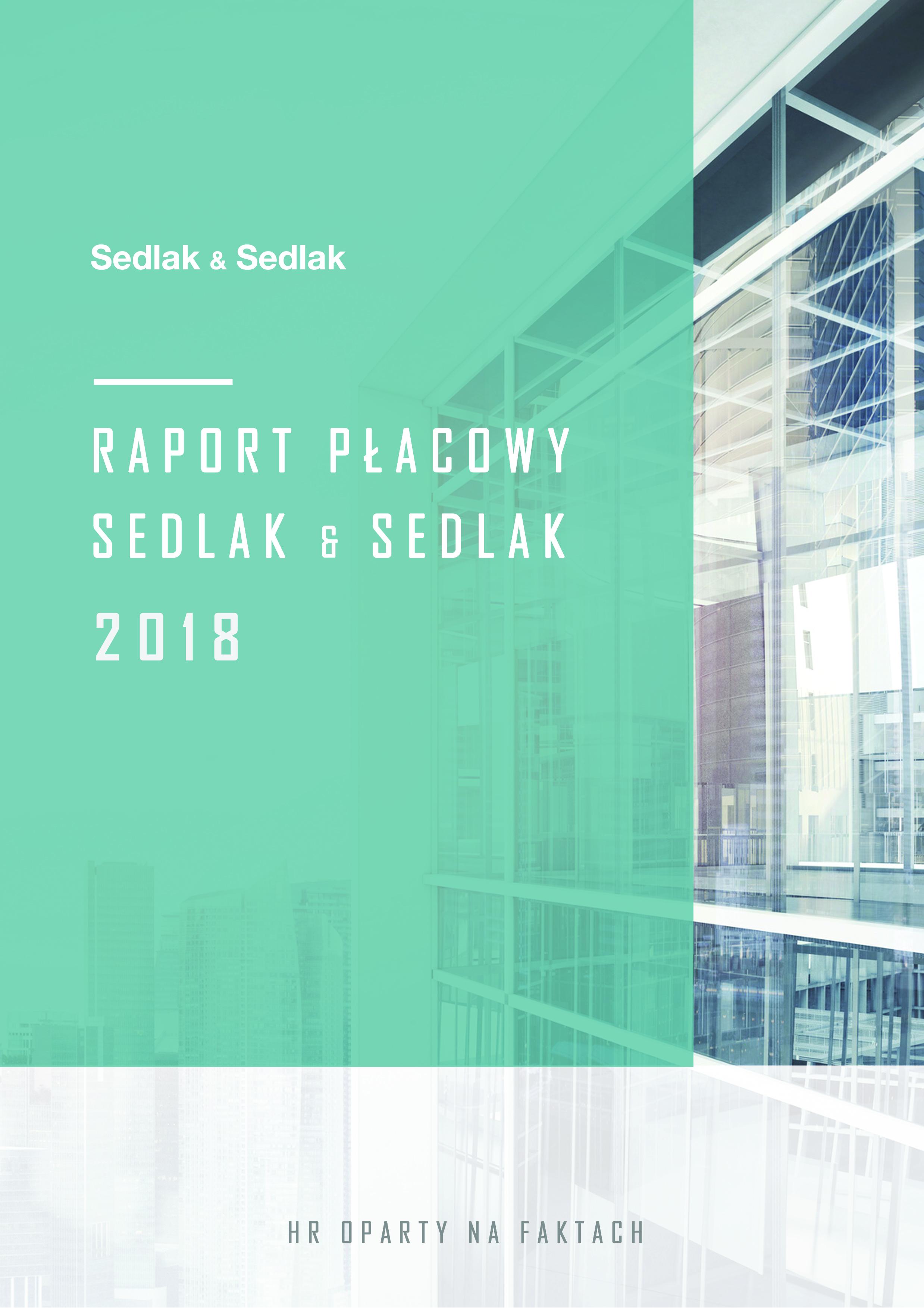 Raport płacowy Sedlak & Sedlak 2018