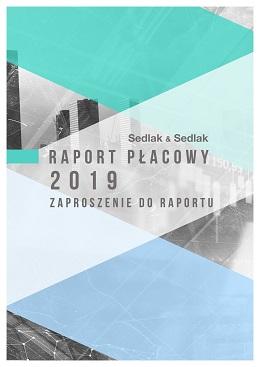 Raport płacowy Sedlak & Sedlak 2019