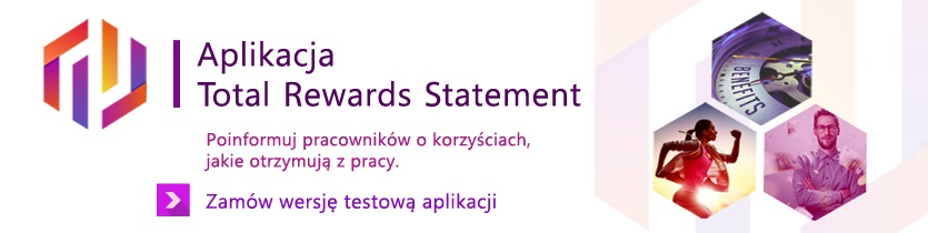 Aplikacja Total Rewards Statement